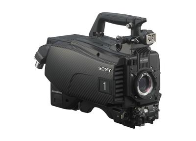 SONY 2/3'' HD 1x/2x/3x Studio Camera, 4K and HFR capable with optional software
