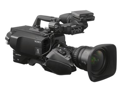 SONY s35mm CMOS Studio Camera, 4K 8x UHFR and HD 16x UHFR