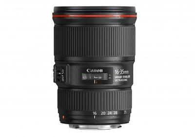 Canon EF 16-35mm 4L IS USM