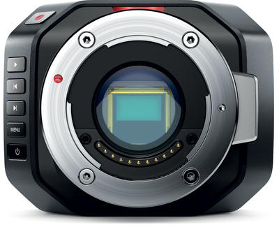Blackmagic Blackmagic Micro Cinema Camera