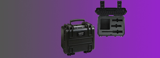ENG UHF-Wireless set, UTX-M03 handheld microphone,  URX-P03 portable receiver, TV-channel 33-41, 566