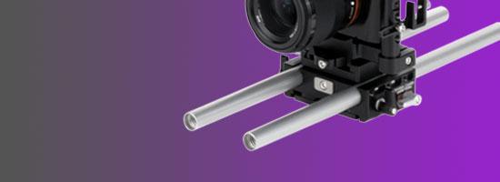 Preisgünstige tragbare Fernbedienung für Sony Studiokameras und Camcorder