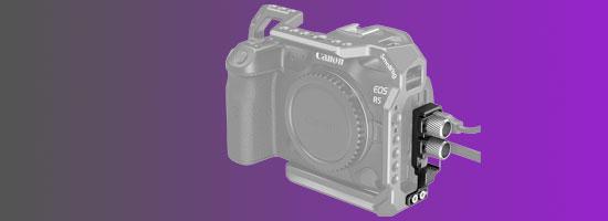 RCP-1000 einfache Fernbedienung mit Joystick Funktion für Sony Systemkameras