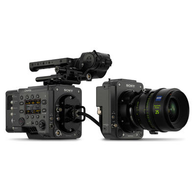 Sony CBK-3610XS - VENICE Extension kit, Provides the ability to detach the Sensor up to 5.5m (2.7m w