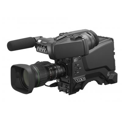 Sony HXC-FB80KN//U HD Studio Camera 2/3'' CMOS sensors with Neutrik Fibre Transmission + LCD Viewfin