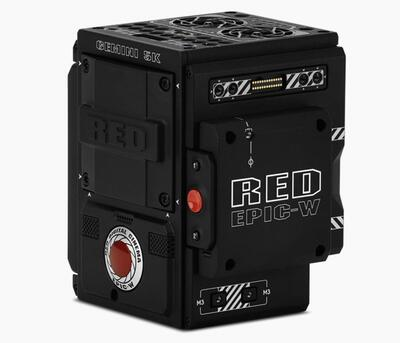 RED Digital Cinema DSMC2 BRAIN w/ GEMINI 5K S35