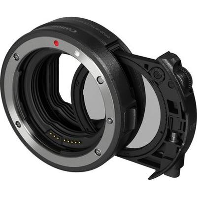 Canon EF-EOS R Adapter (mit Filter C-PL)