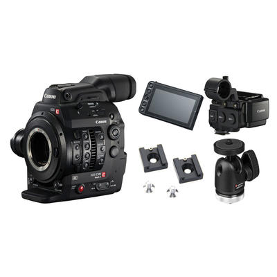 Canon EOS C300 Mark II EF Touch Focus Kit