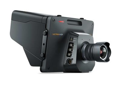 Blackmagic Blackmagic Studio Camera 4K 2. Ohne interner Batterie