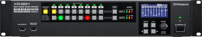 ROLAND XS-82H MATRIX SWITCHER, 8 IN / 2 OUT WITH HDBASET