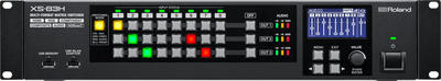 ROLAND XS-83H MATRIX SWITCHER, 8 IN / 3 OUT WITH HDBASET