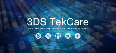 Newtek 3DS TekCare  1-year Warranty Extension for TriCaster Mini 4K, SDI & HD-4