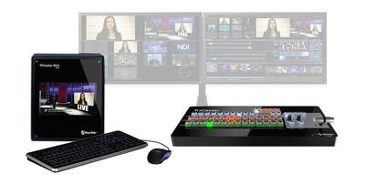 152.TRMSMINIHD4CS, TriCaster Mini HD-4 Advanced Bundle