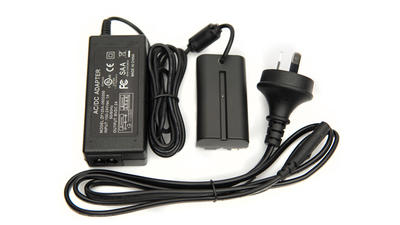 SmallHD AUS/NZ - AC Power to Sony L-Series Faux Battery