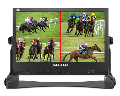 SEETEC ATEM156 15.6 Inch Live Streaming Broadcast Director Monitor