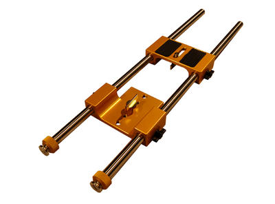 Autocue  Gold Plate - On Camera mounting plate