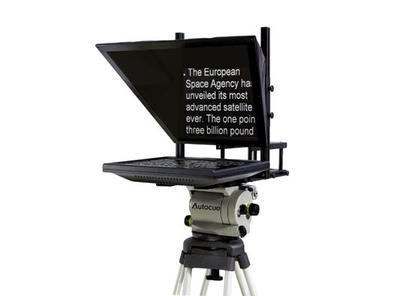 """Autocue 1 7"""" Starter Series Package  - 17"""" Starter Series Package including hardware and software. 1"""