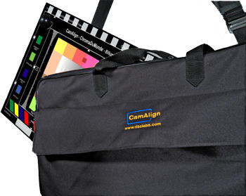 DSC Labs  ACC-CF-SWR CamFolder - attractive soft-sided padded carrying case available in SRW sizes