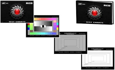 DSC Labs RCK RED CamBook  ChromaDuMonde28 with 18% gray background, + 6 over saturated (non-calibrat