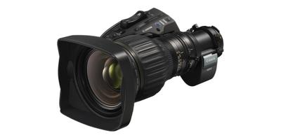 Canon HJ17ex6.2B IASE-S HD Premium Standard lens w/2x ext, focus motor,wider angle than the normal s