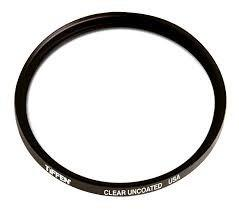 Tiffen 105C CLEAR UNCOATED FILTER