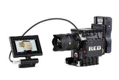 """Wooden Camera Alterna Cables - LCD/EVF Cable (RED, R/R, 24"""")"""