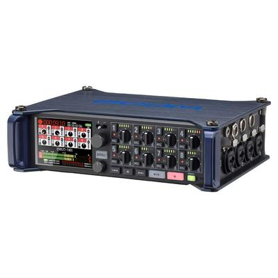 Zoom F8 FIELD RECORDERS & ACCESSORIES - 10 Track Field Recorder