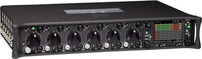 Sounddevices 664 12-input field production mixer, 16 tracks recording, time code, CF and SD-slot, *1