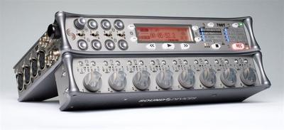 Sounddevices CL-8 Portable Controller for Sound Devices 788T recorder for over the shoulder and cart
