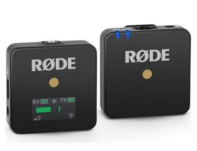 RODE Wireless GO - digitales Drahtlossystem