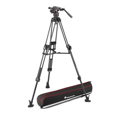 Manfrotto 608 & CF Fast Twin MS