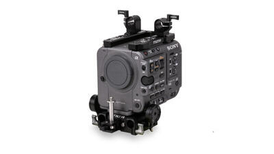 Tilta ES-T20-A Camera Cage for Sony FX6 Basic Kit (Without Battery Plate)