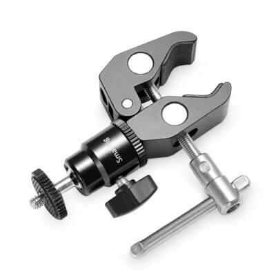 Clamp Mount V1 w/ Ball Head Mount and CoolClamp 1124