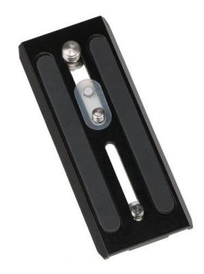 """Miller Camera Plate (sliding) to suit AIR, DS10, DS20, Compass 12, 15 Fluid Heads (1/4"""" & 3/8"""" screw"""