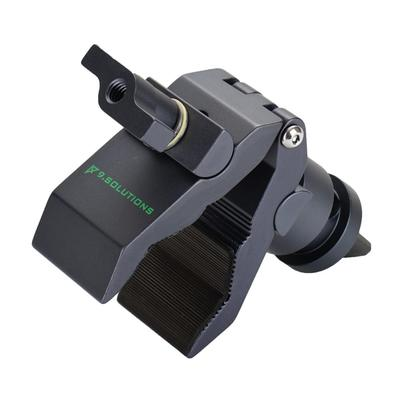 Python clamp  with grip head