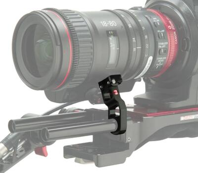 Zacuto 18-80 Lens Support