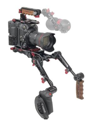 Zacuto C500 Mark II Recoil with Dual Trigger Grips