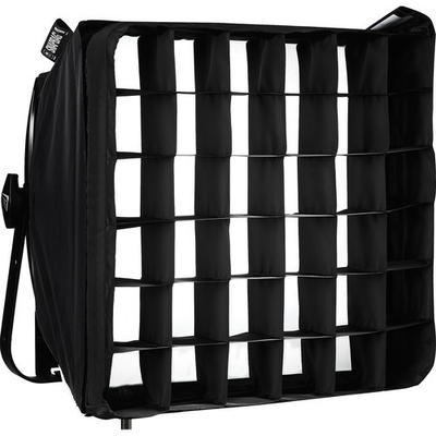 Litepanels 40° Snapgrid Eggcrate for Snapbag Softbox for Astra 1x1 and Hilio D12/T12 including bag;
