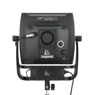 Litepanels Astra 3X Bi-Color adjustable from Daylight to Tungsten including Astra 3X Bi-Color fixtur
