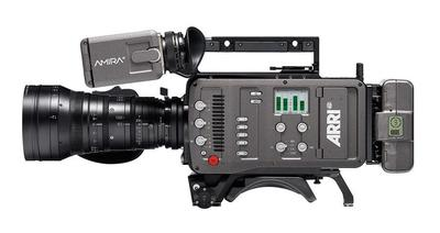 Arri AMIRA Camera Set mit Advanced License - Die Allrounderin ab 28'980€