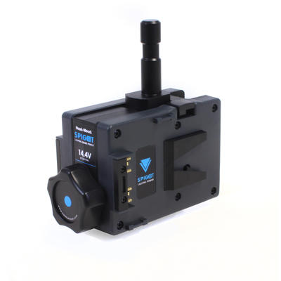 SPG-14 Spigot V-Lok 14V Light Stand Power Adaptor
