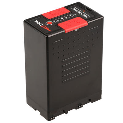 Hedbox HED-BP75D | Li-Ion Battery 75Wh / 5200mAh with Dual D-Tap & USB out, Compatible with Sony PMW