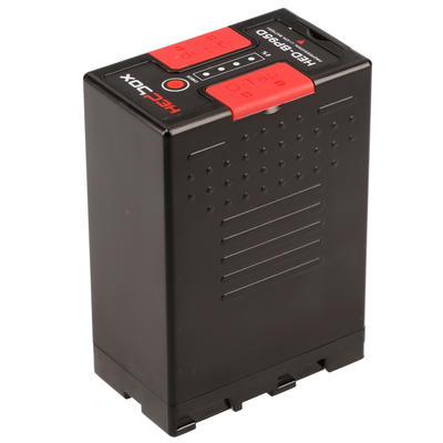 Hedbox HED-BP95D | Li-Ion Battery 97Wh / 6700mAh with Dual D-Tap & USB out, Compatible with Sony BPU