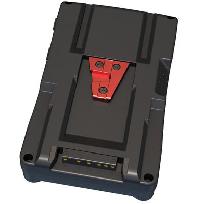 Hedbox NERO S | Professional Cine V-Lock/V Mount Li-Ion Battery High Load 10A, 98 Wh Include D-tap &