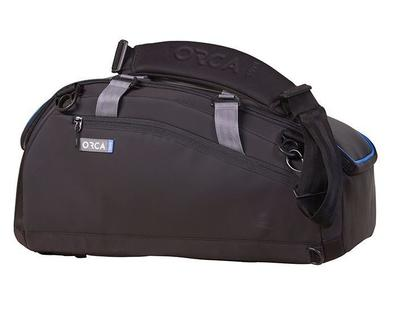 Orca OR-7 - Orca Undercover Video  Camera Bag Small, Carry-on size with integrated backpack system