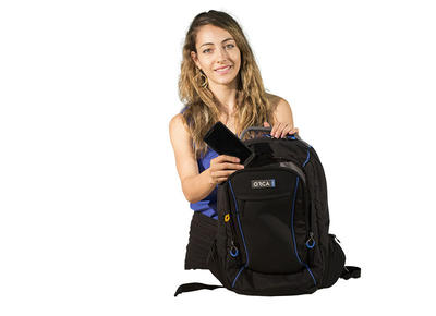 Orca Laptop Backpack up to 15'' - 18x33x44cm - 1,80 kg