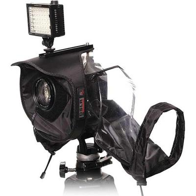 PD515 Transparent Rain Cover for HD-DSLR cameras without VF