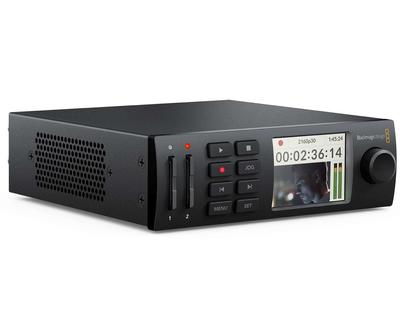 Miete: Blackmagic Design HyperDeck Studio Mini