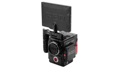 Miete: RED-DRAGON-X inkl. In/Out Modul und EF-Mount